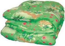 Одеяло с наполнителем (шерсть, синтепон) (2-спальн)