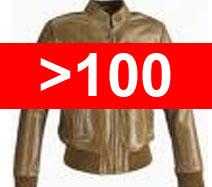Куртка (более 100 см)