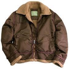 Куртка дублированная искусственным мехом